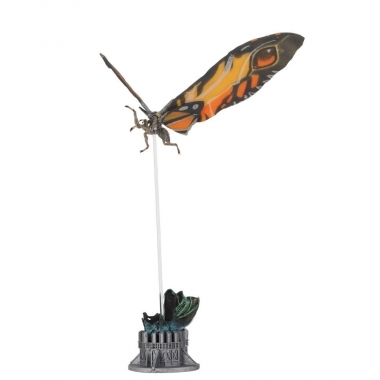 Figurina Godzilla: King of the Monsters 2019  Mothra 18 cm