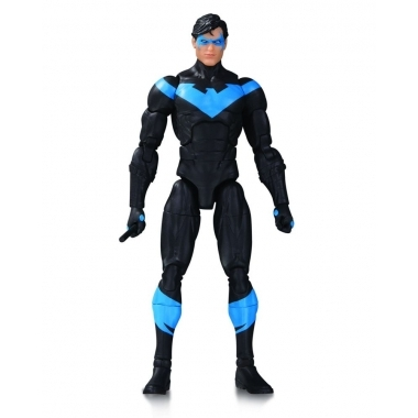 DC Essentials Figurina articulata Nightwing 18 cm