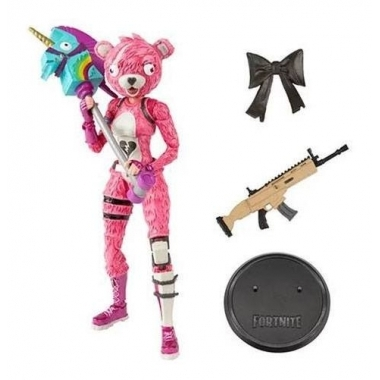 Fortnite, Figurina articulata Cuddle Team Leader 18 cm
