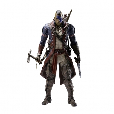 Assassin´s Creed,  Revolutionary Connor 15 cm