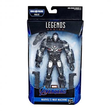 Marvel Legends, Figurina Marvel's War Machine (Avengers: Endgame) 15 cm