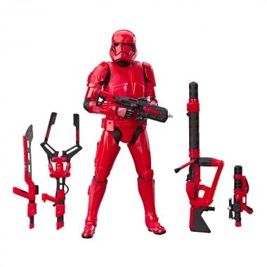 Star Wars Black Series, Sith Trooper SDCC 2019 Exclusive 15 cm