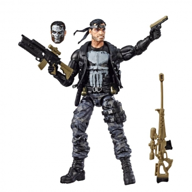 Marvel Legends 80th Anniversary Punisher 15 cm