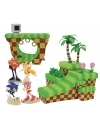 Sonic the Hedgehog Playset Diorama Green Hill Zone, Tails & Dr. Eggman