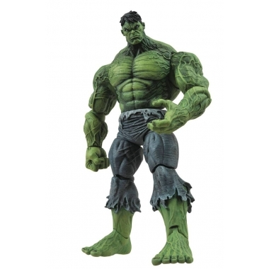 Marvel Select  Unleashed Hulk 18 cm