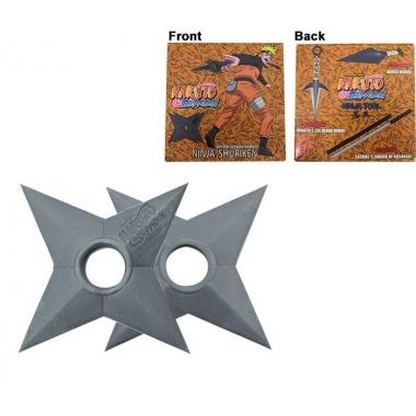 Naruto Shippuden Spuma Replica 2-Pack Shuriken 13 cm