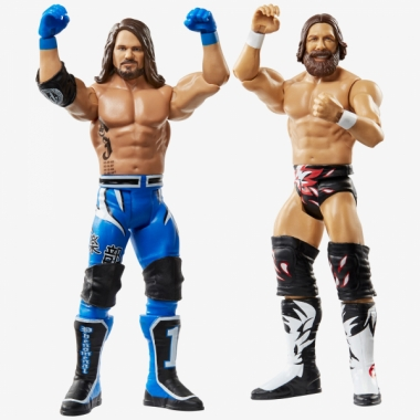 AJ Styles & Daniel Bryan, WWE Battle Packs 61
