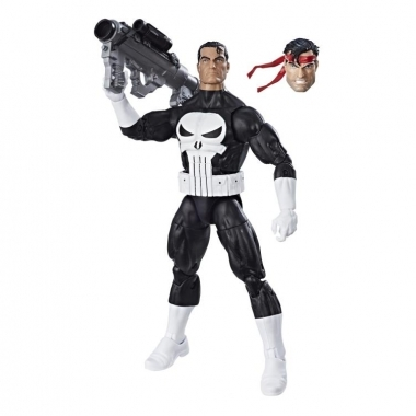Marvel Legends Retro Collection Punisher 15 cm