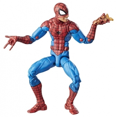 Marvel Legends Retro Collection Spider Man 15 cm