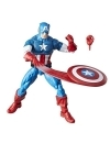 Marvel Legends Retro Collection Captain America 15 cm