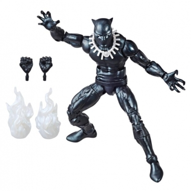 Marvel Legends Retro Collection Black Panther 15 cm