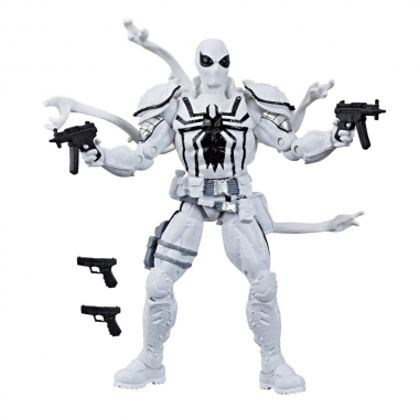 Marvel Legends 80th Anniversary Figurina Agent Anti-Venom 15 cm