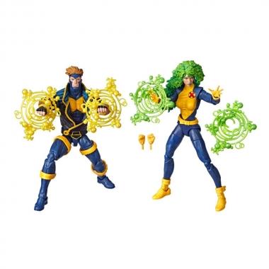 Marvel Legends 80th Anniversary  2-Pack X-Men Havok & Polaris 15 cm (decembrie)
