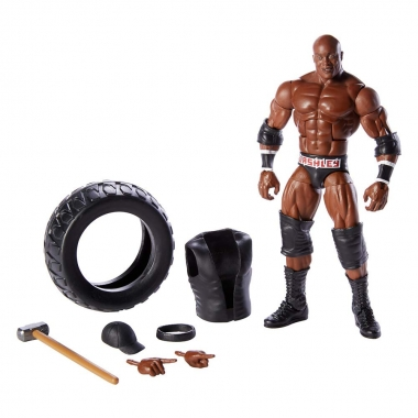 Figurina WWE Bobby Lashley Elite 69 18 cm