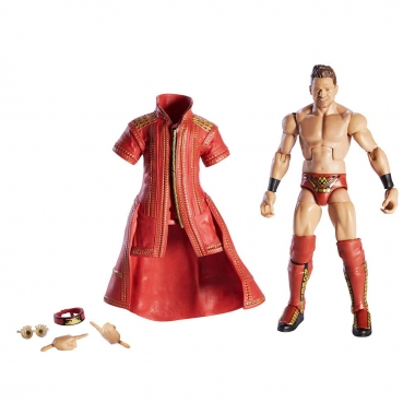 Figurina WWE The Miz Elite 69, 17 cm