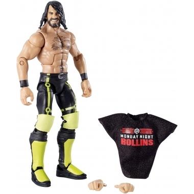 Figurina Seth Rollins Elite Top Talent 2019, 18 cm