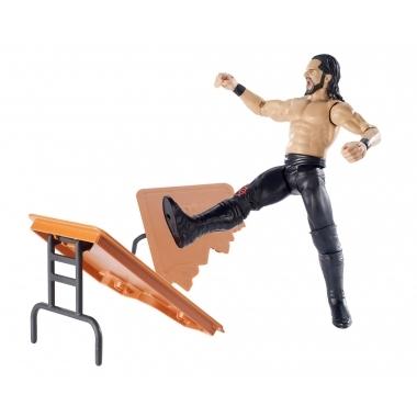 Figurina Seth Rollins WWE Wrekkin', 15 cm