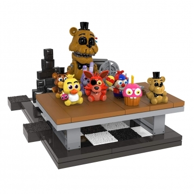 FNAF The Office Desk Set constructie 84 piese