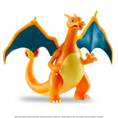 Pokemon, Charizard figurina articulata de actiune 11 cm