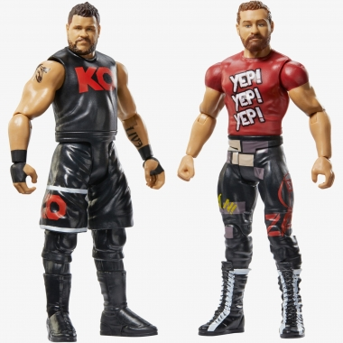Kevin Owens & Sami Zayn WWE Battle Packs 58