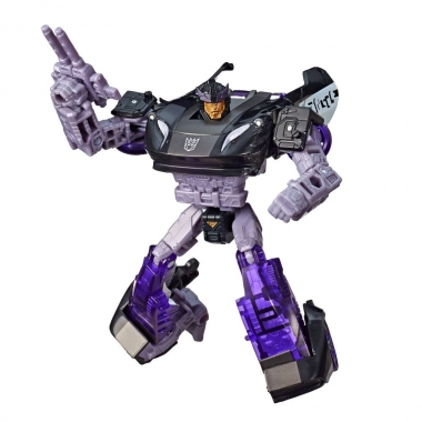 Transformers Generations War for Cybertron: Siege Deluxe 2019 Barricade 14 cm