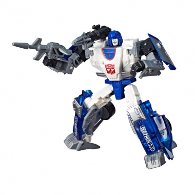 Transformers Generations War for Cybertron: Siege Deluxe 2019 Mirage 14 cm