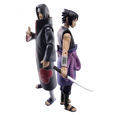 Naruto Shippuden Set Sasuke vs. Itachi 2018 SDCC Exclusive 10 cm