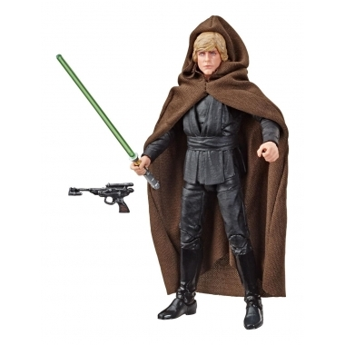 Star Wars Episode VI Black Series  Luke Skywalker (Jedi Knight) Exclusive 15 cm