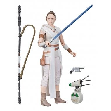 Star Wars Episode IX Black Series  2019 Rey & D-O 15 cm