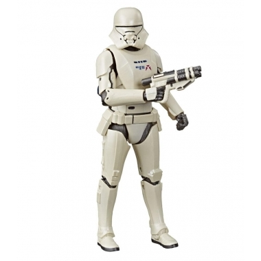 Star Wars Episode IX Black Series Carbonized  First Order Jet Trooper 15 cm