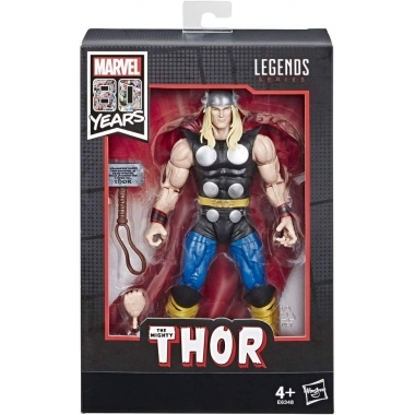 Marvel Comics 80th Anniversary Marvel Legends Thor 18 cm