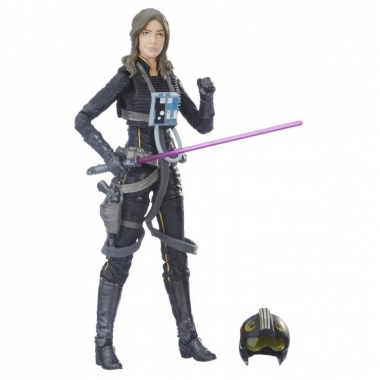 """Star Wars: The Black Series 6"""" Jaina Solo (Expanded Universe)"""