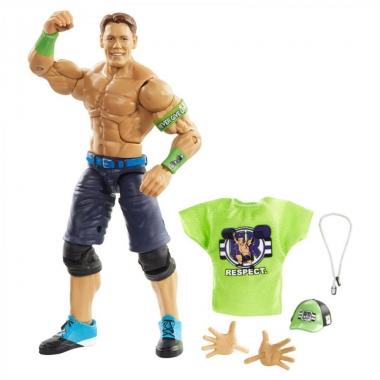 Figurina articulata WWE John Cena Elite 71, 18 cm
