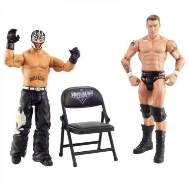 Rey Mysterio & Randy Orton, Wrestlemania 36
