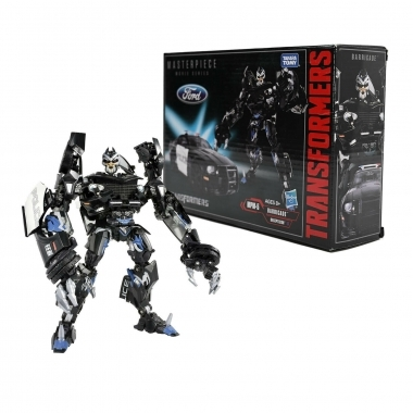 Transformers Masterpiece Movie Series Action Figure Barricade MPM-5 18 cm