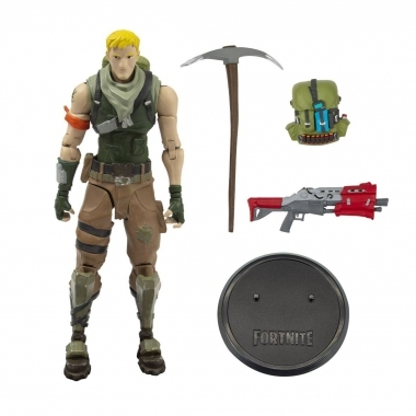 Fortnite, Figurina articulata Jonesy 18 cm