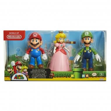 World of Nintendo  Mushroom Kingdom 10 cm