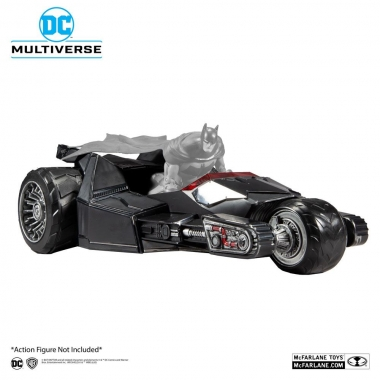 Dark Nights: Metal Vehicle Bat-Raptor 30 cm