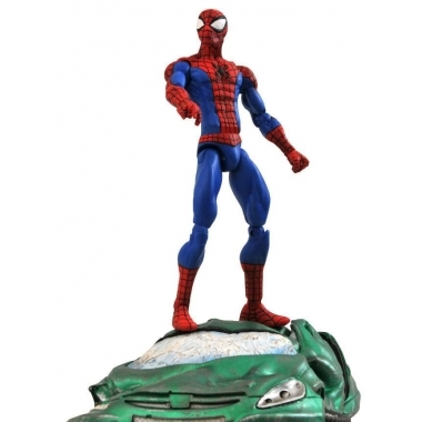 Marvel Select Figurina Classic Spider-Man 18 cm