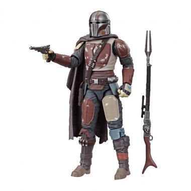Star Wars The Mandalorian Black Series The Mandalorian 15 cm (august)
