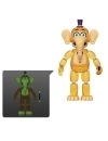 Five Nights at Freddy's Pizza Simulator Figurina Orville Elephant (Translucent) 13 cm