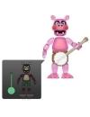 Five Nights at Freddy's Pizza Simulator Figurina Pig Patch (Translucent) 13 cm