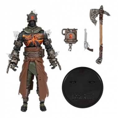Fortnite, Figurina articulata The Prisoner 18 cm