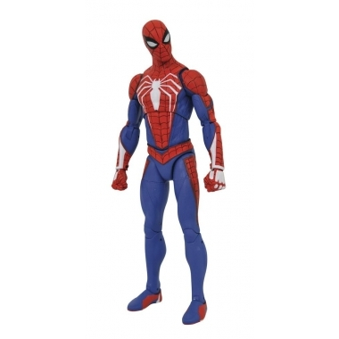 Marvel Select Figurina Spider-Man Video Game PS4 18 cm (Martie)