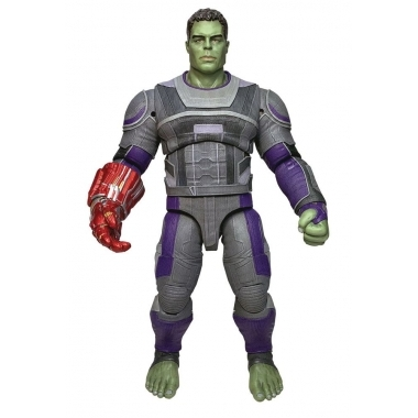 Avengers: Endgame Marvel Select Hulk Hero Suit 23 cm