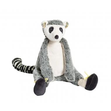 Lemurul Maki, jucarie de plus Moulin Roty, 33 cm
