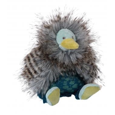 Micuta pasare Kiwi, jucarie de plus Moulin Roty, 21 cm
