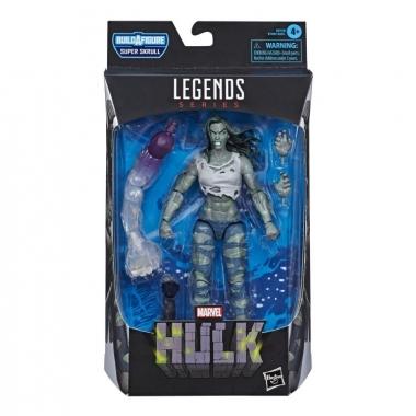 Hulk Marvel Legends She-Hulk (Super Skrull BAF)