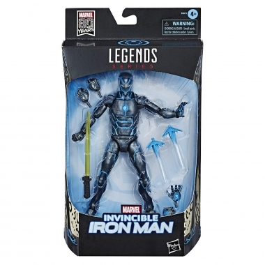 Marvel Comics 80th Anniversary Marvel Legends Invincible Iron Man