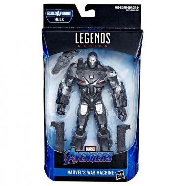Avengers: Endgame Marvel Legends War Machine (Hulk BAF)